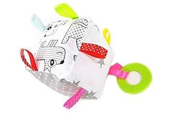 3295 4in1 Set 85x50 cm Babynestchen Kokon Babynest Kuschelnest Baby Decke Kopfkissen Entdeckerw/ürfel Handmade aus Zertifizierte Materialien ekmTRADE