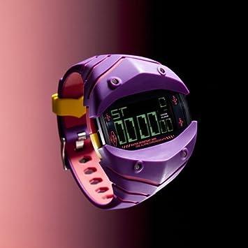 rebuild of evangelion original design watch eva w01a amazon co