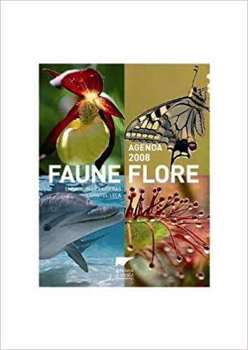 Agenda 2008 Faune Flore: 9782603015155: Amazon.com: Books