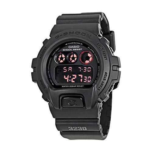 Casio Men's G-Shock Military Concept Black Digital Watch #DW6900MS-1CR