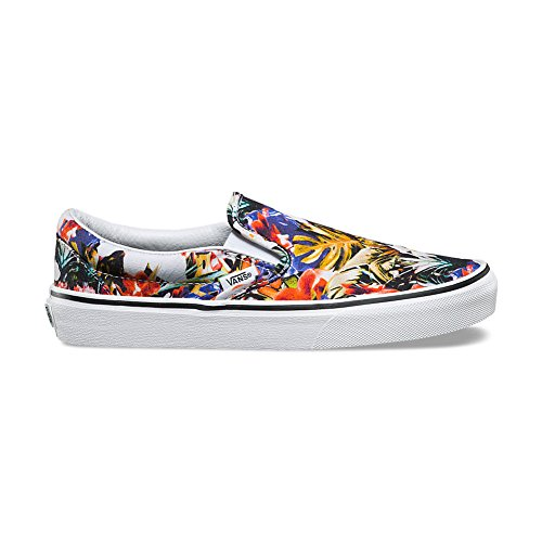 Vans Unisex Slip-On Cuban Floral Black/White Cuban Floral fake cheap online sast online cheap wiki low shipping fee sale online discount reliable zN5XcEW