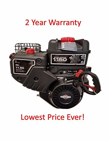 15C107-0040 11.5 Briggs And Stratton Snow Engine 3/4'' x 2-5/16'' 8HP, SHAFT SIZE by Directsale