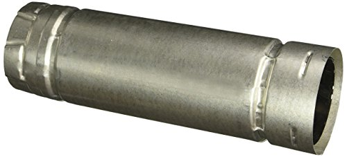 Lowest Price! Duravent 3 x 12 Stainless Straight Pipe