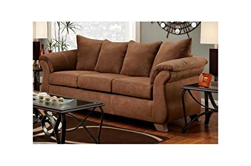 Payton Polyester Transitional Sofa