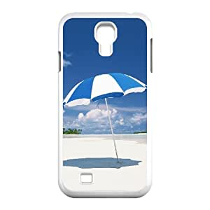 HXYHTY Customized Island Beach Pattern Protective Case Cover Skin for Samsung Galaxy S4 I9500
