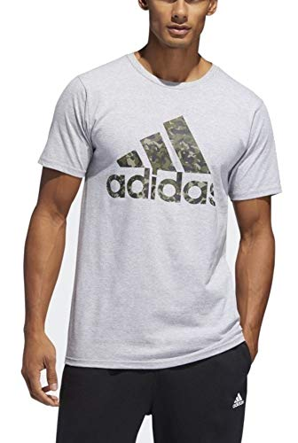 adidas Men's Badge of Sport Graphic Tee ()