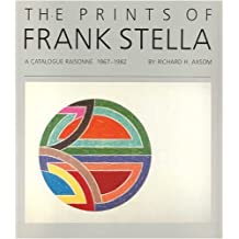 The Prints of Frank Stella: A Catalogue Raisonne- 1967-1982 by National Endowment for The Arts (1983-01-01)