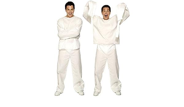 Smiffys Disfraz de Loco con Camisa de Fuerza para Hombre ...