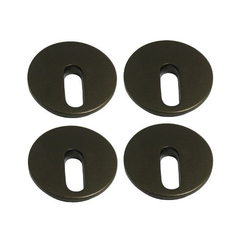 Zodiac R0561200 Coverplate Replacement for Zodiac Deck Jet Water Design, Set of 4 (Deck Jet)
