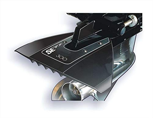 New Se Sport 300 Hydro Black Sport Marine Technologies 71614 (Stainless Steel Prop For 25 Hp Yamaha)