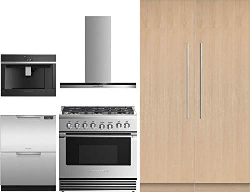 Fisher Paykel 5 Piece Kitchen Package 36