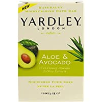 Deals on Yardley London Aloe & Avocado Moisturizing Bath Bar 4.25-Oz