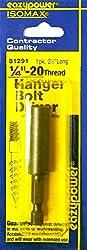 "Eazypower 81291 14"" -20 Thread Hanger Bolt Driver (1 Pack)"