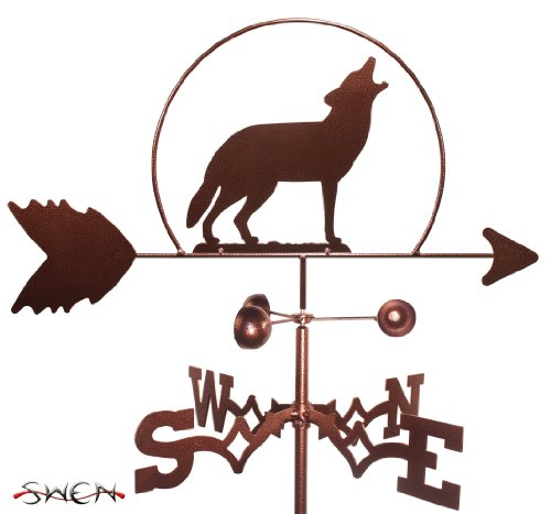 WOLF Weathervane by SWEN Products