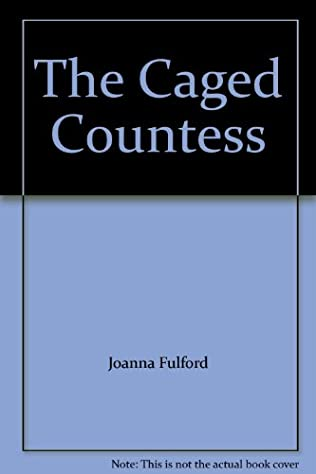 book cover of The Caged Countess