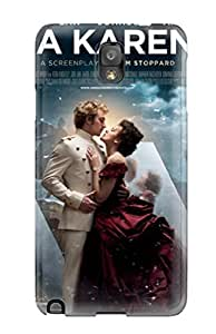High Quality Anna Karenina Movie Case Galaxy Note 3 / Perfect Case
