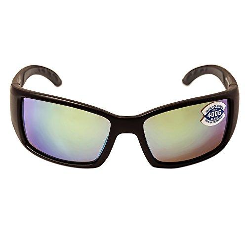 Del Sunglasses Blackfin Green Costa Mirror Mar Black Ppaxwq68