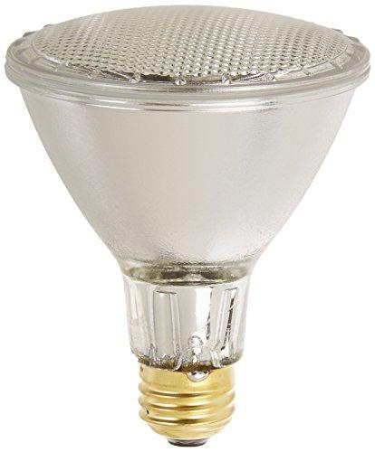 Halogen Energy Saver Lamps - Feit 55PAR30/L/QFL/ES/2 56-watt Energy Saving Halogen PAR30 Long Neck Reflector, 2-Pack