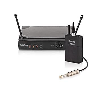 SubZero SZW-20G Sistema Inalámbrico para Guitarra 8645 MHz: Amazon.es: Instrumentos musicales