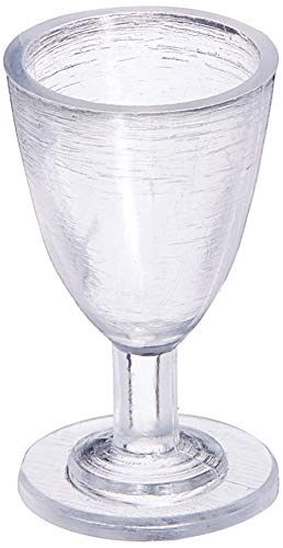 - Timeless Miniatures-Wine Glasses 4/Pkg Approximately 7/8 inch tall