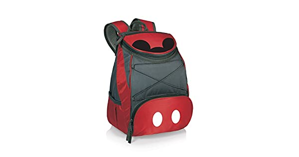 0293195eb5f Disney Classics Mickey Mouse PTX Insulated Cooler Backpack PICNIC TIME  633-00-100-
