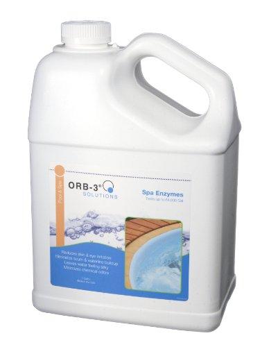 Orb-3 Y240-000-1G Spa Enzymes Jug, 1-Gallon