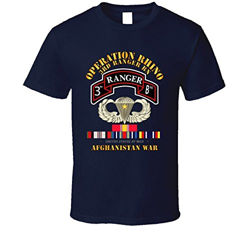 2XLARGE - Sof - Operation Rhino - Afghanistan - 3rd Ranger Bn W Svc - Navy ()