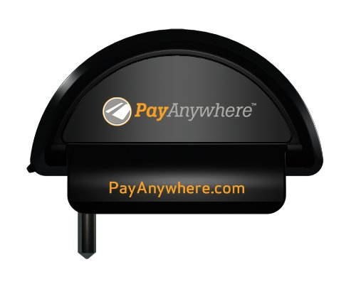 PayAnywhere PAR-1 Mobile Card Reader - Retail Packaging - - Gift Card Processing