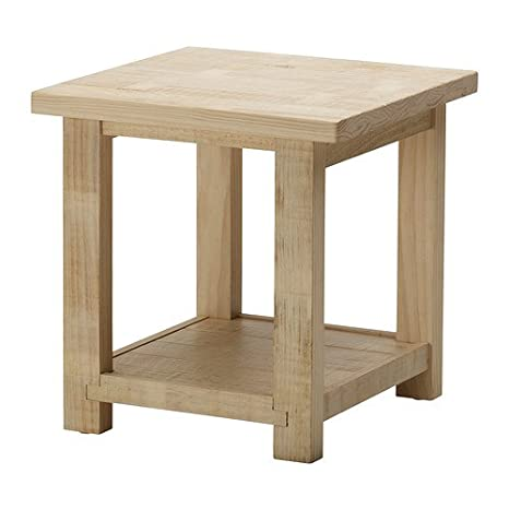 Ikea 228.51429.1818 - Mesa de café, Color Pino: Amazon.es ...