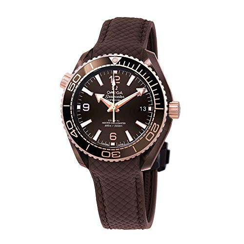 Omega-Seamaster-Planet-Ocean-Automatic-Brown-Dial-Mens-Watch-21562402013001