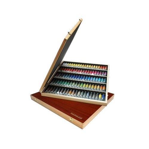 Sennelier L'aquarelle Watercolor Wood Set