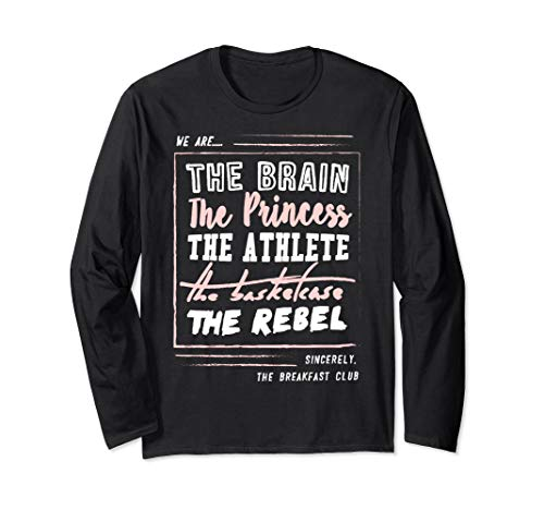Breakfast Club We Are... Club Roster Long Sleeve