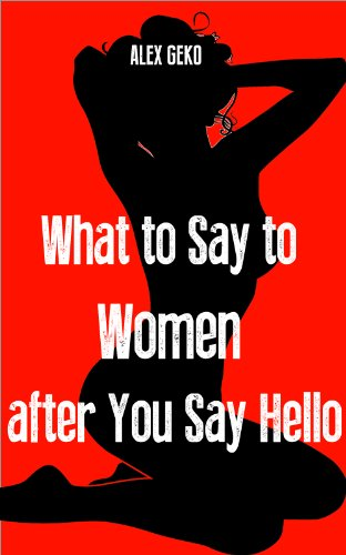 what to say to women