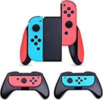 Nintendo Switch Grip HEYSTOP 3個パック