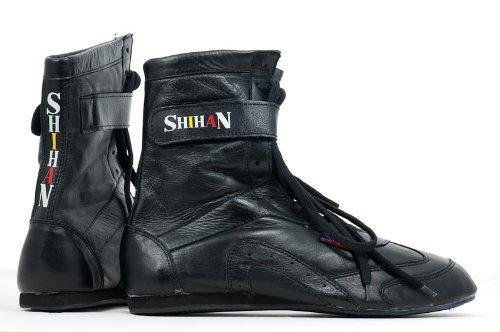 Botas de boxeo SHIHAN Tamaño de cuero 33