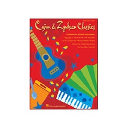 Music Cajun & Zydeco Classics (PVG) HL