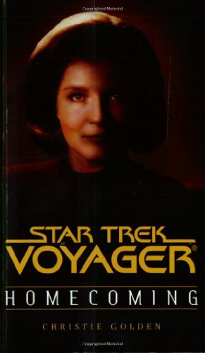 Homecoming (Star Trek Voyager Book One of Two) (Pt.1) by Pocket Books