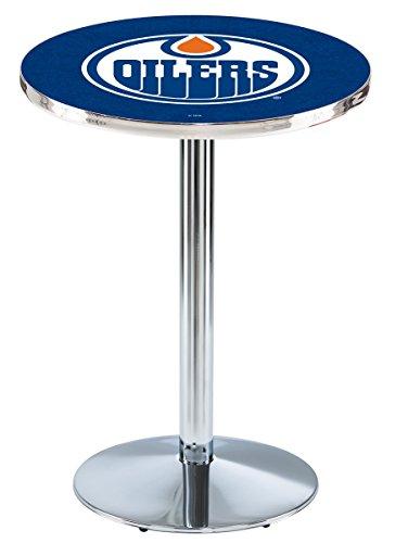 Edmonton Oilers Pub Table - Edmonton Oilers Pub Table