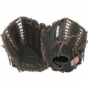 Liberty Advanced Series 12.75-inch Outfield Fastpitch Glove, Left-Hand Throw (LA128BT)