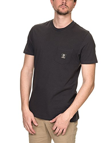 Franklin & Marshall Men's Jersey Men's Anthracite T-Shirt In Size M Grey by Franklin & Marshall