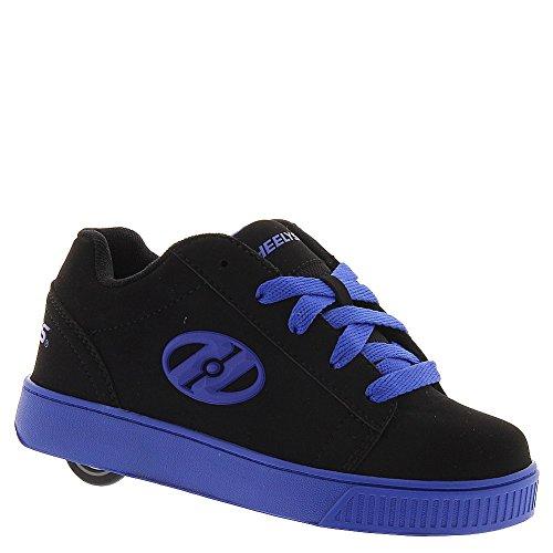 Black Big Skate Royal Kid Straight Little Up Shoe Kid Heelys Blue PBTYnw