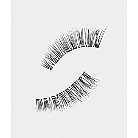 5b7ff10f762 Amazon.com : i-Envy Kiss Blooming Black Strip Eyelashes - KBI03 Lily :  Beauty