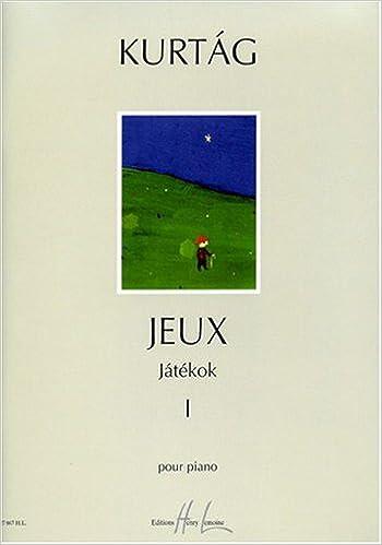 Lire un Jeux (Jatekok) Volume 1 pdf epub