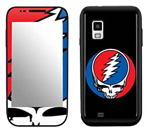 Zing Revolution MS-GRFL60274 Grateful Dead - Steal Your Face Cell Phone Cover Skin for Samsung Fascinate Galaxy S (SCH-I500) by supermalls