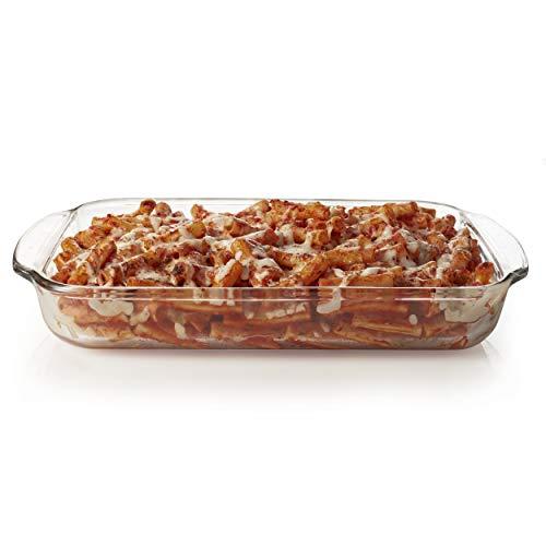 glass baking dish 8 inch - 8