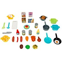 Just Like Home Betty Crocker Pots, Pans & Play Food Set by Just Like Home