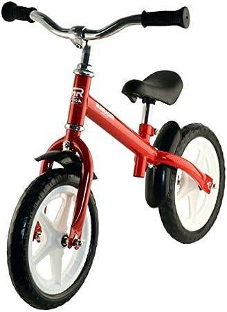 Stiga Bicicleta Runracer Roja: Amazon.es: Deportes y aire libre