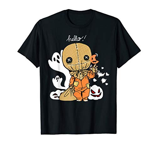 Trick r Treat Funny Cute Sam Halloween 2019 Costume T-Shirt