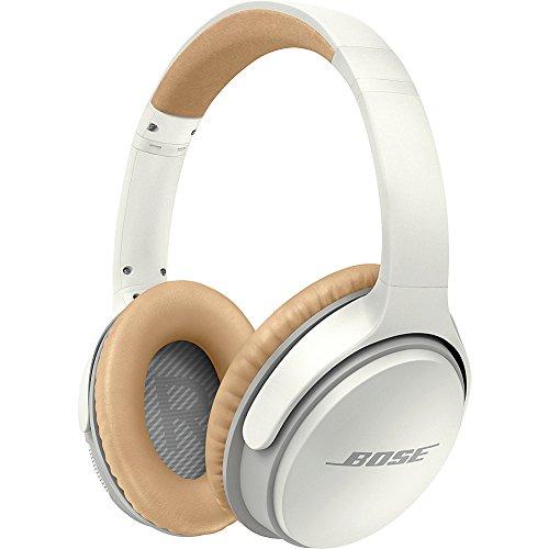 Bose SoundLink II Around-Ear Wireless Headphones White