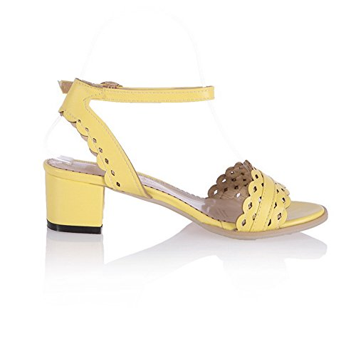MJS03540 Jaune Ouvert 1TO9 Femme Inconnu Bout vqpB0